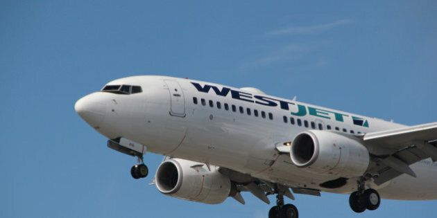 WestJet Employees Removed From Duty After Sexual Assault