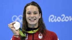 Swimmer Brings Home Second Medal With Silver For