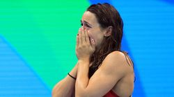 Proud Parents Surprise Canadian Bronze Medallist During CBC