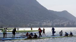 Olympic Rowing Events Postponed Due To High