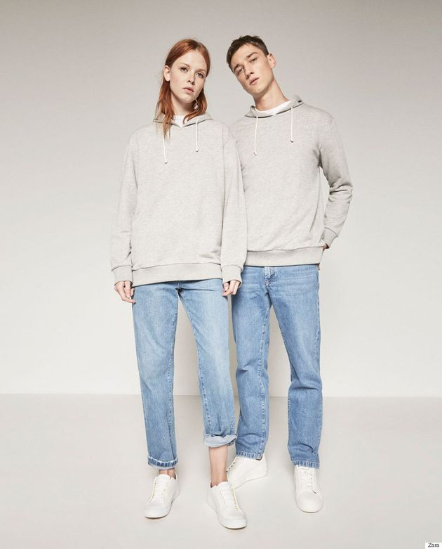 Zara Launches Gender-Neutral Clothing Line Named