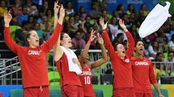 Canadian Women's Basketball Team Opens With Win Against