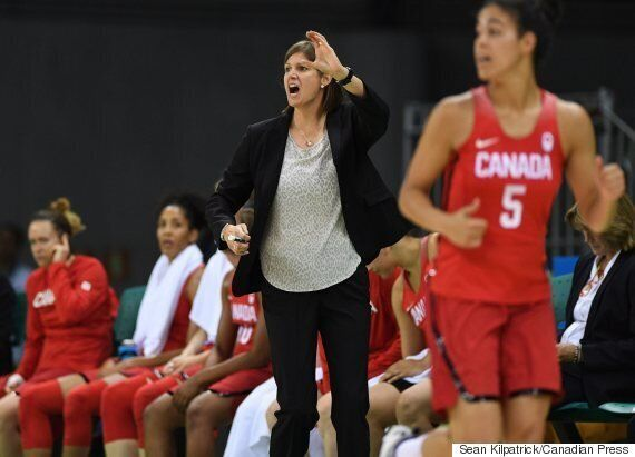 Rio Olympics 2016: Canadian Women's Basketball Team Opens With Win Against