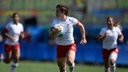 Canada Overwhelms Japan In Olympic Rugby