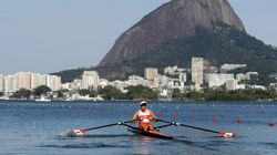 Water Worries Force Olympians To Take Odd
