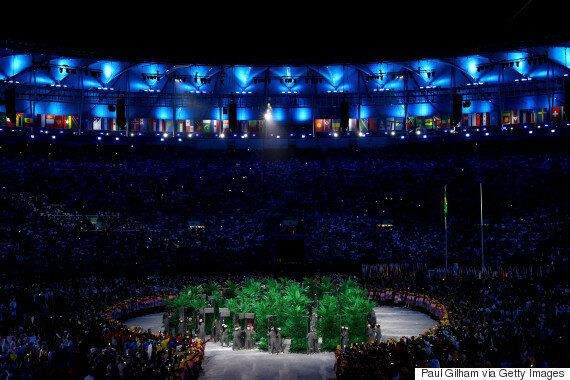 Rio Pushes Climate Change Message With Trees And..