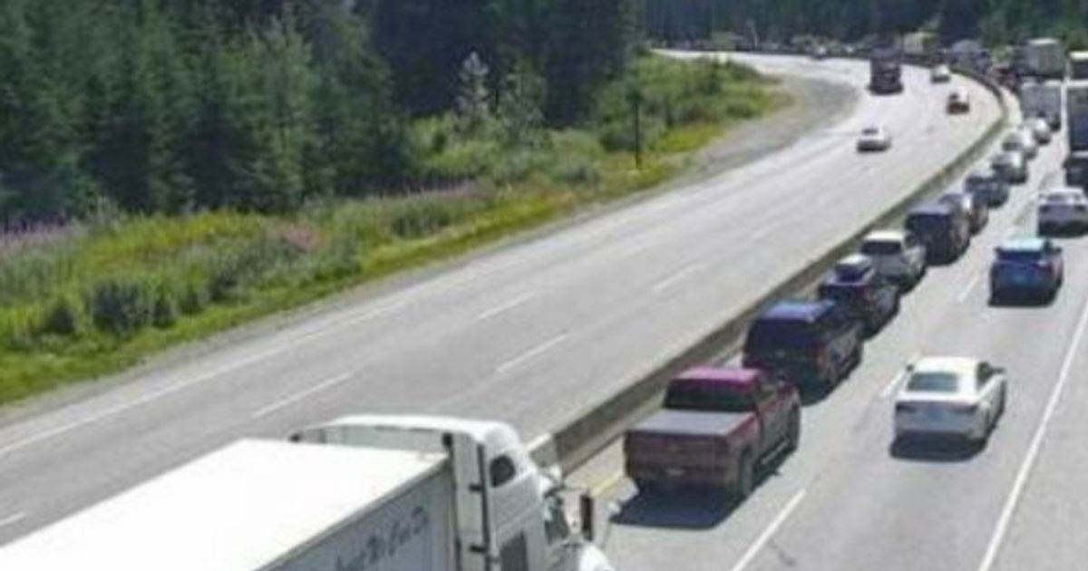 Coquihalla Crash: Highway Closed After Semi Smashes In 13