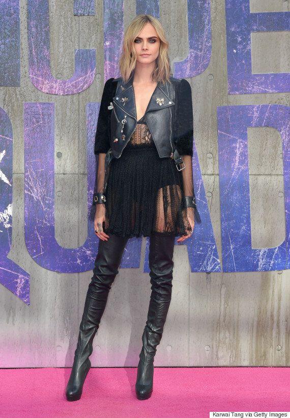 Best Dressed Of The Week: Cara Delevingne, Margot Robbie, Michelle Obama And