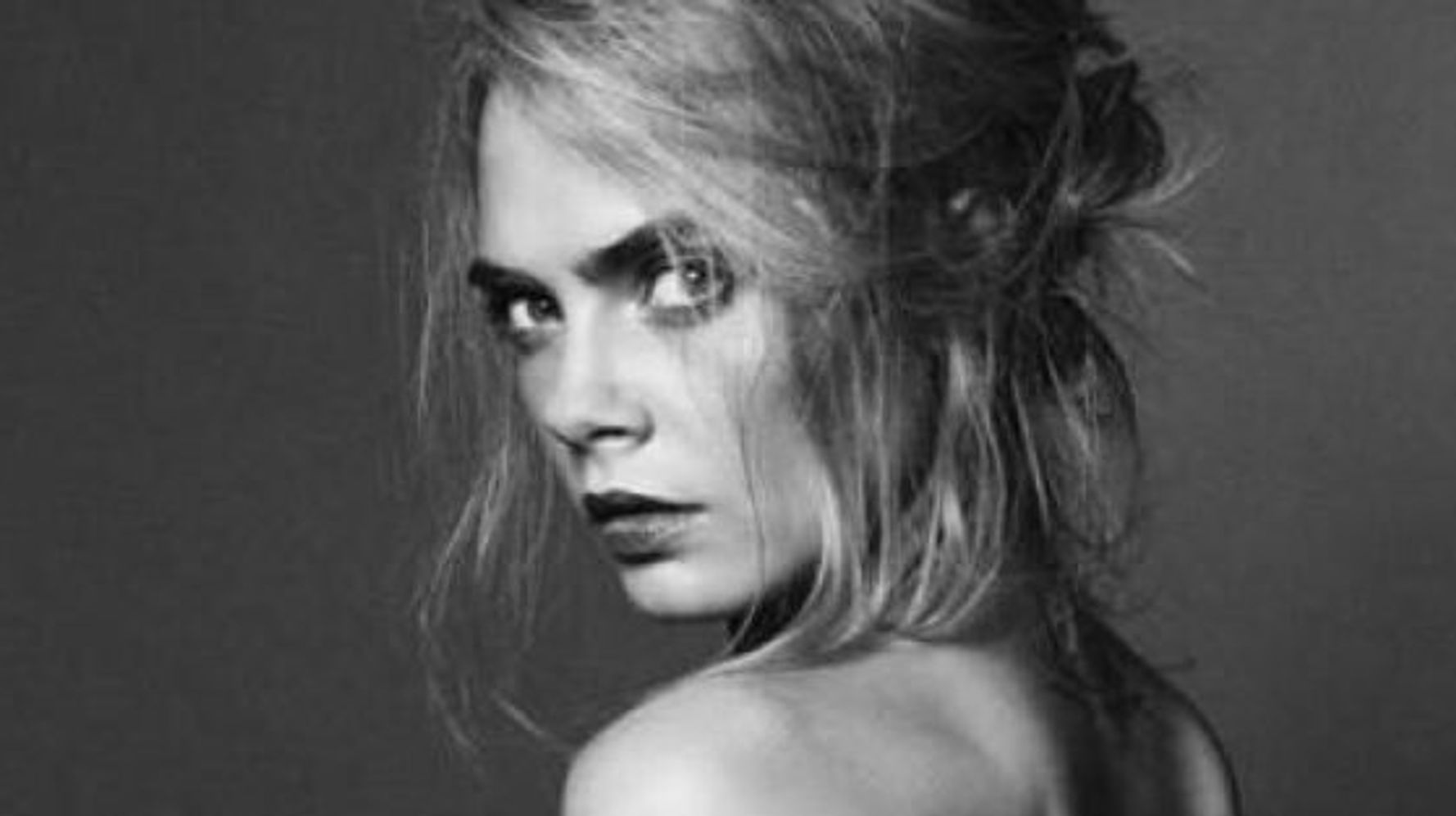 Cara Delevingne Poses Nude On The Cover Of Esquire U.K