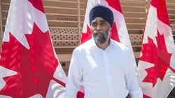 Sajjan Prepares For Possible Peacekeeping Mission In