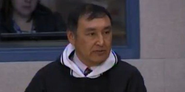Paul Okalik, Nunavut MLA, Quits Over Territory's Plans To Open Liquor
