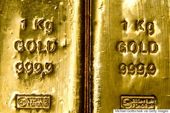 Canada's Gold Reserves Are Just About