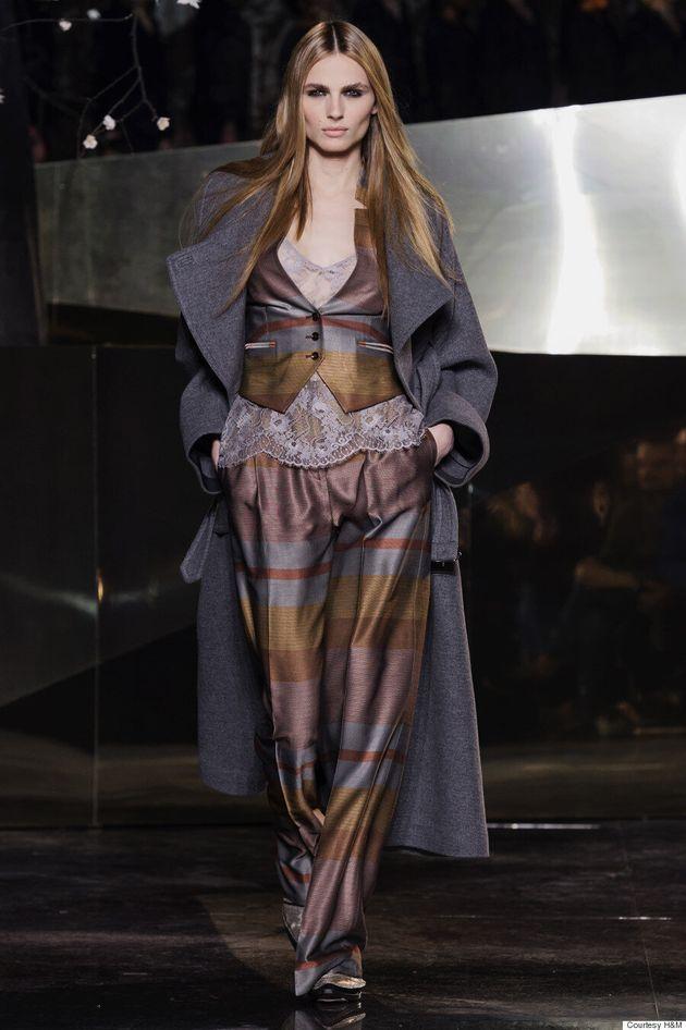 Ashley Graham, Hari Nef, Andreja Pejic And More Walk H&M's Fall/Winter Studio Show In