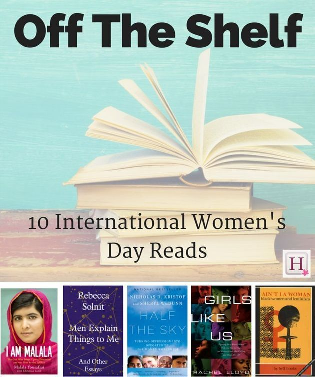International Women's Day: 10 Books About Women's Rights And