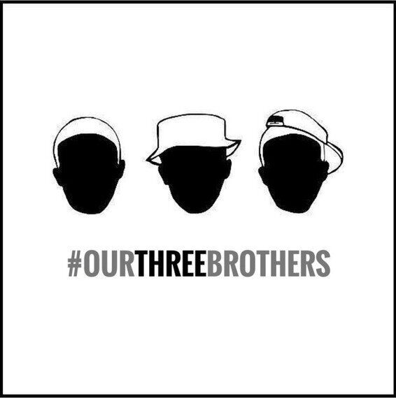 #OurThreeBrothers: Do You See Us Black Muslims