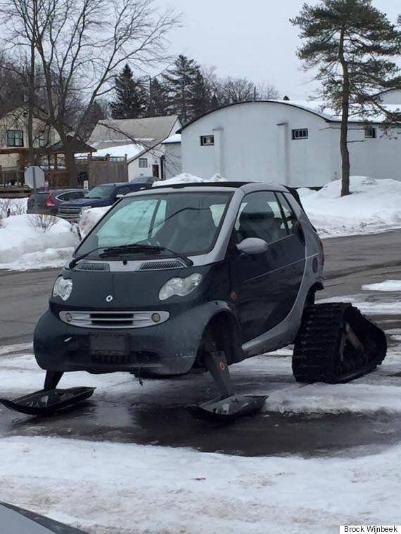 Ottawa-Area Mechanic Turns Smart Car Into 'The Perfect