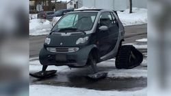 Canadian Transforms Smart Car Into 'The Perfect