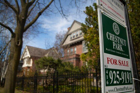 Real Estate Sales In Toronto Hit Record