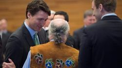 Trudeau Faces Ire Of Aboriginal Leaders At Climate