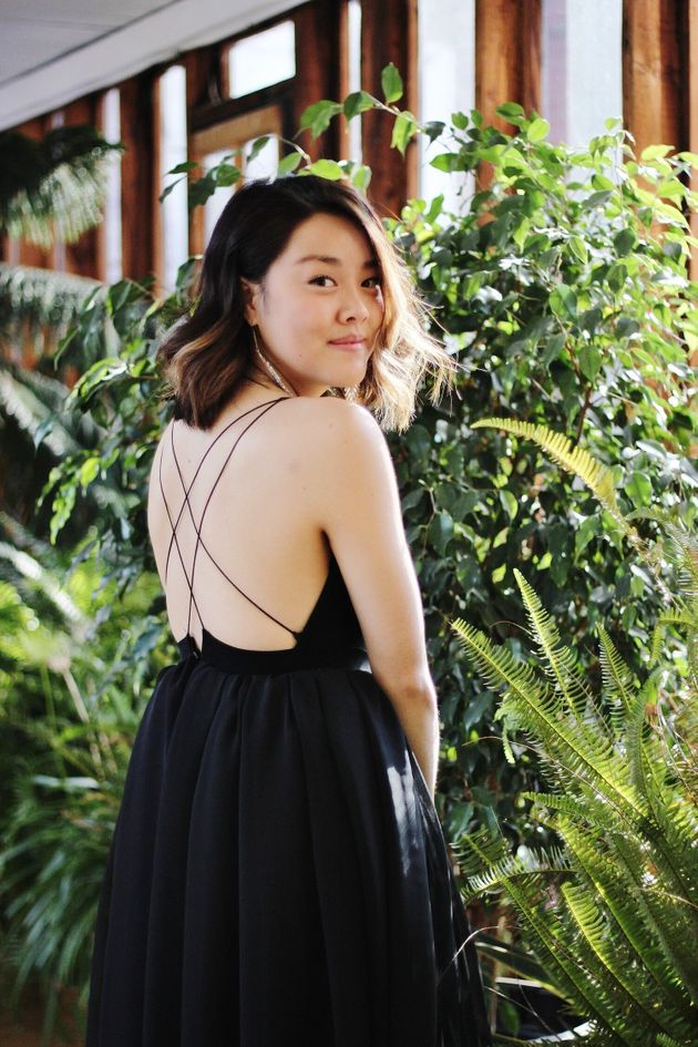 With Wendy: DIY Chiffon Prom