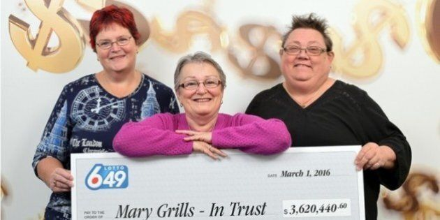 Victoria, B.C. Lottery Winners Hit Jackpot After Playing Same Numbers For