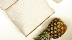 Pineapple Leather Is Real, And It Could Change The Fashion