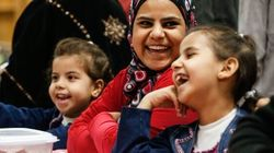 Syrian Refugee Girls Will Have A Very Canadian