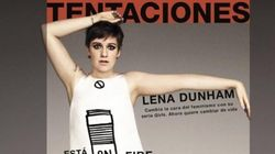 Lena Dunham Apologizes To Spanish Mag After Photoshop