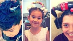 Best Crazy Hair Day Ideas For Your Wacky