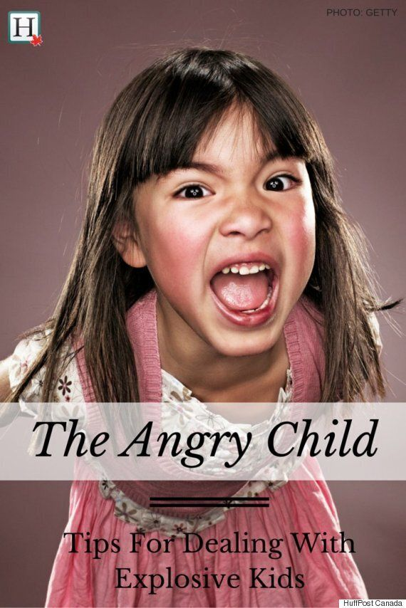 Anger Management For Kids: Tips For Dealing With Explosive