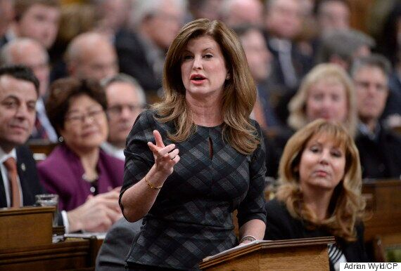 Rona Ambrose Says She Supports Gay Marriage As Some Tories Push For Policy