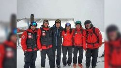 The Trudeaus Hit The Slopes In