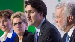 Wynne To Push Trudeau On First Nations'