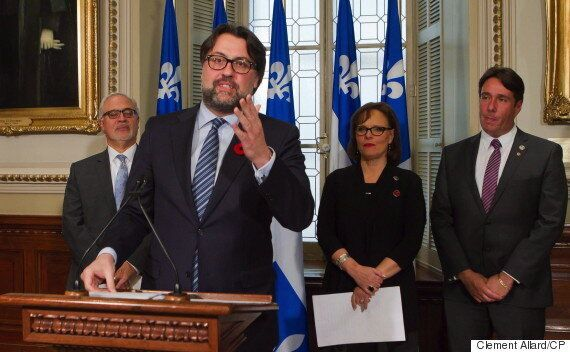 Quebec Moving Forward With Injunction Against Energy East Pipeline