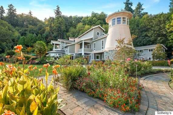 Lighthouse Mansion On Vashon Island Hits The Market For $24