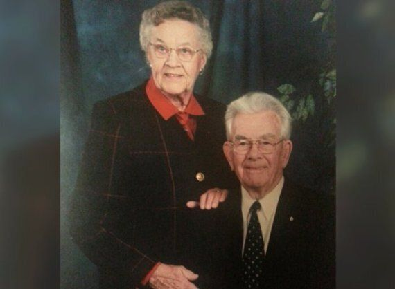 After 80 Years, This Nova Scotia Couple Is Still 'Sticking