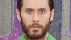 Jared Leto Dressed Like Elf For The 'Suicide Squad'