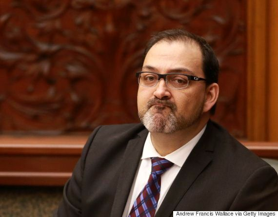 Glenn Thibeault Defends Move To Bury Cost Of Ontario's Cap-And-Trade Plan On Natural Gas