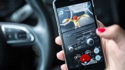 Pokemon Go While Driving A Great Way To Catch Some