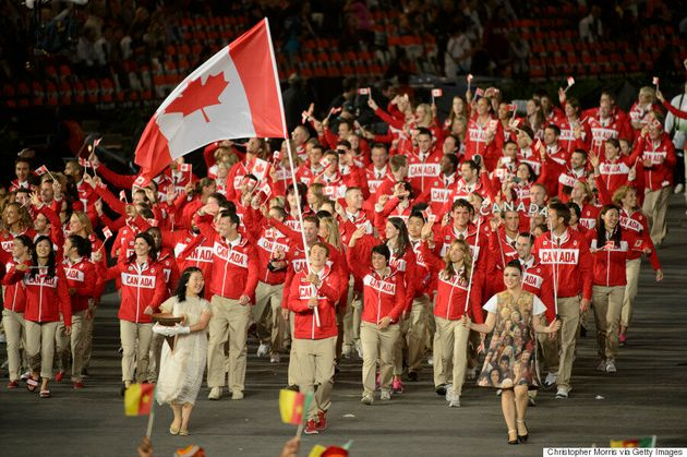 Canadian Olympic Uniforms: The Evolution Of Team Canada's Official Summer