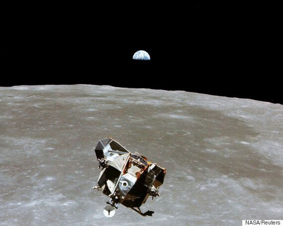 North Korea Wants To Put A Flag On The Moon By