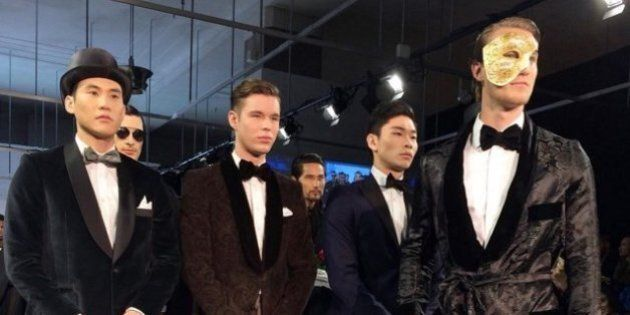 Toronto Men's Fashion Week's Height Restrictions Frustrating For 'Shorter'
