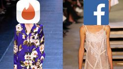 If Social Media Outlets Were Spring Trends, Here's What They'd