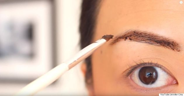 This DIY Natural Brow Tint Recipe Includes Chocolate And