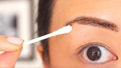 You Can DIY Your Own Brow Tint With Chocolate And