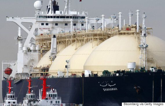 LNG Could Bring Canada Billions In GDP Growth. If It Ever Happens, Says Conference