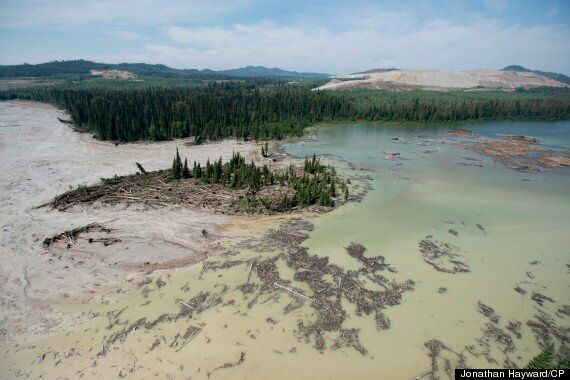 All Is Not Well 2 Years After Mount Polley Mine