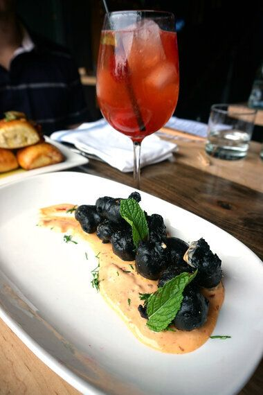 The Peasant Table Is Toronto's East-End Stop For Surf And