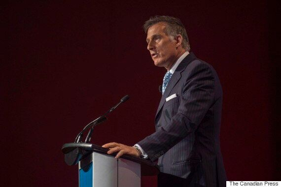 Maxime Bernier Promises Major Shake Up Of Air Industry If Elected