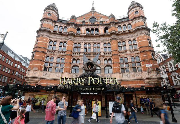 New 'Harry Potter' Script Selling Like Enchanted